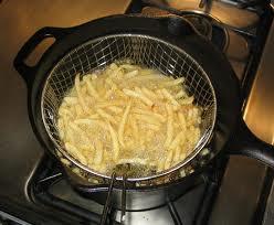 friggere patate